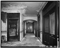 FOURTH FLOOR, NORTH CORRIDOR - Mutual Life Building, 601-607 First Avenue, Seattle, King County, WA HABS WASH,17-SEAT,3-17.tif