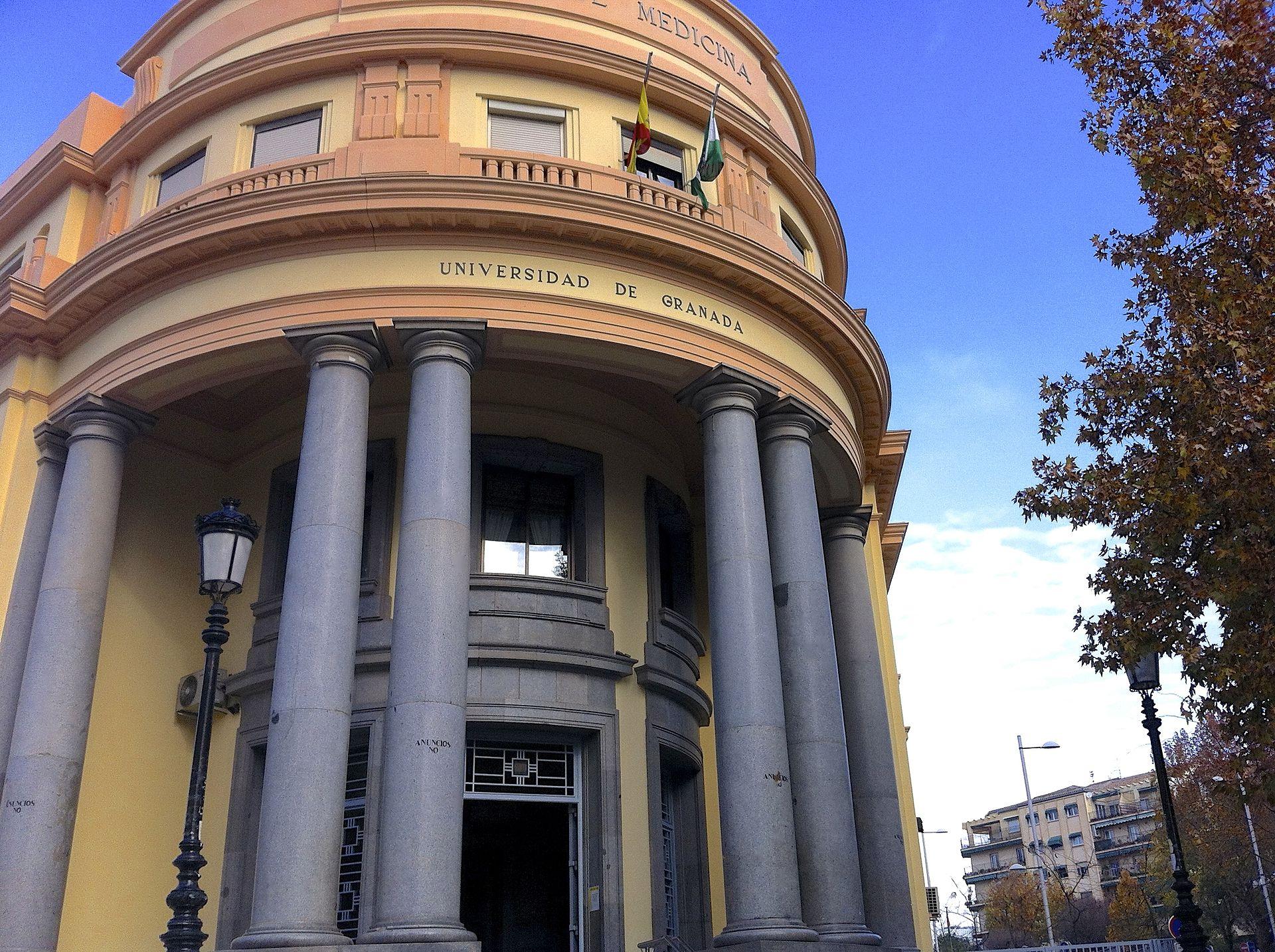 Facultad de medicina de la universidad de granada for La casa de granada en madrid