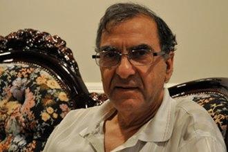 Syed Ghulam Nabi Fai - Image: Fai picture