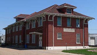 Fairbury, Nebraska - Fairbury Rock Island Depot Museum