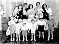 Family Childrens Birthday Party in New Orleans 1945.jpg