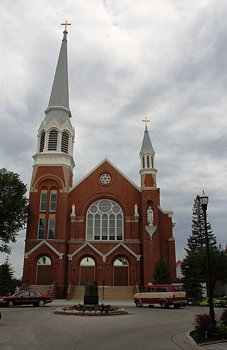 Roman Catholic Diocese of Fargo - St Mary's Cathedral, Fargo