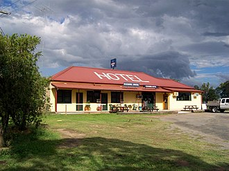 Vacy, New South Wales - Farmers Hotel, Vacy