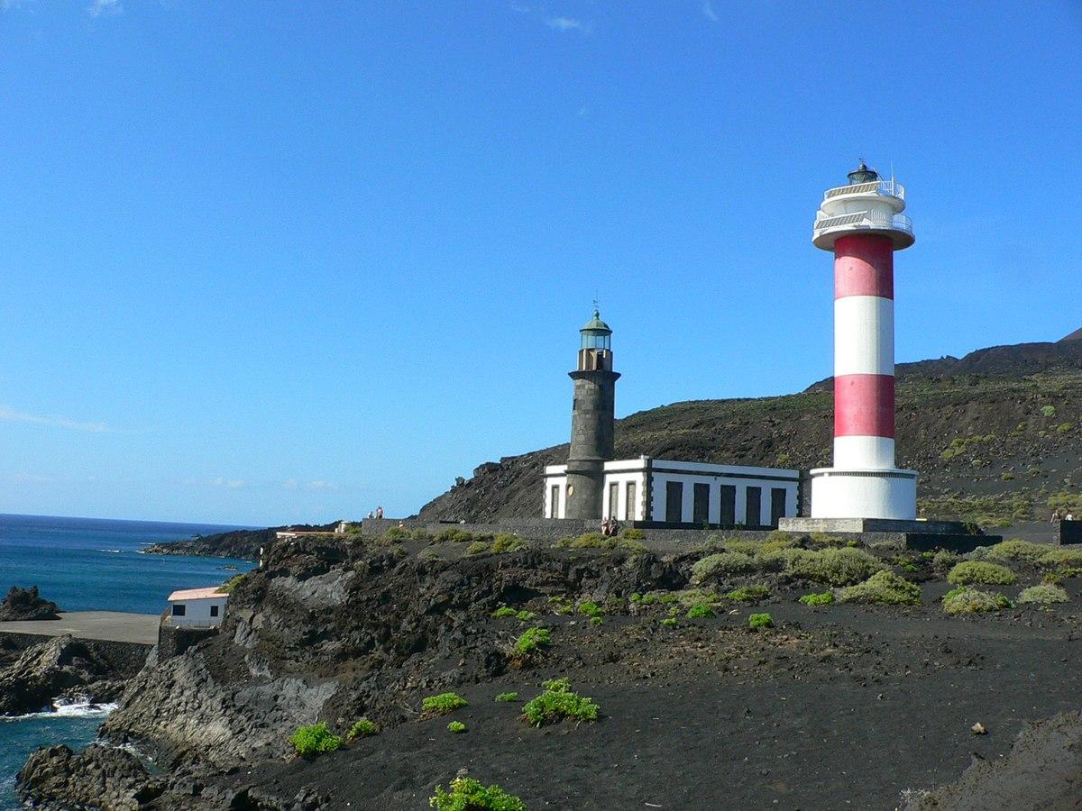 Faro de fuencaliente wikipedia la enciclopedia libre - Lamparas tenerife ...
