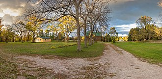 National Register of Historic Places listings in Cheboygan County, Michigan - Image: Faunce Mc Michael Farm