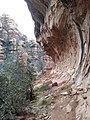 Fay Canyon Trail, Sedona, Arizona, Yavapai County - panoramio (11).jpg