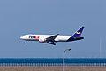Fedex ,FX19 ,Boeing 777-FS2 ,N857FD ,Arrived from Memphis via Anchorage ,Kansai Airport (16480818080).jpg