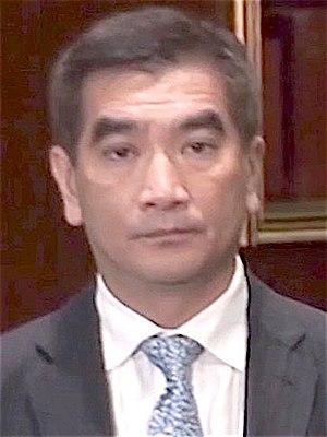 Liberal Party (Hong Kong) - Image: Felix Chung 2015