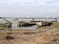 Ferro-concrete barges, Rainham waterfront - geograph.org.uk - 1022440.jpg