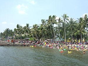 Ancol Dreamland - Festival Beach