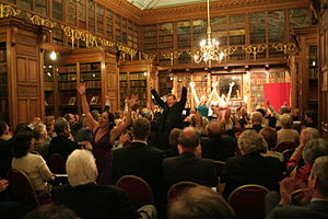 Royal College of Physicians of Edinburgh - Fingask Follies at The New Library