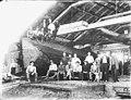 Fir log at the Wallace Lumber Co mill, Startup, ca 1911 (PICKETT 92).jpeg