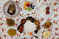 First Grain in Mouth Ceremony Meal (Bengali style) for a Baby.JPG