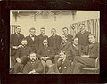 First group of interns at Johns Hopkins Hospital, April 1889.jpg