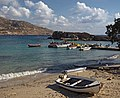 Fishing boats in Lefkos. Karpathos, Greece.jpg