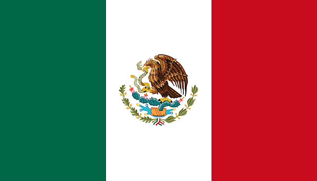 Flag Of Mexicosvg Is A Vector Version This  It Should Be