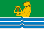 Flag of Plyussky rayon (Pskov oblast).png