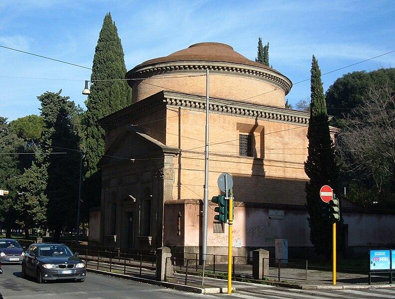 File:Flaminio - Chiesa di Sant'Andrea del Vignola 5.JPG