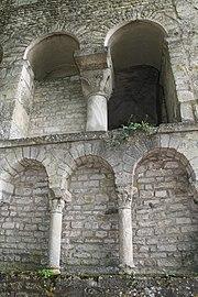 Flavigny-sur-Ozerain abbaye4