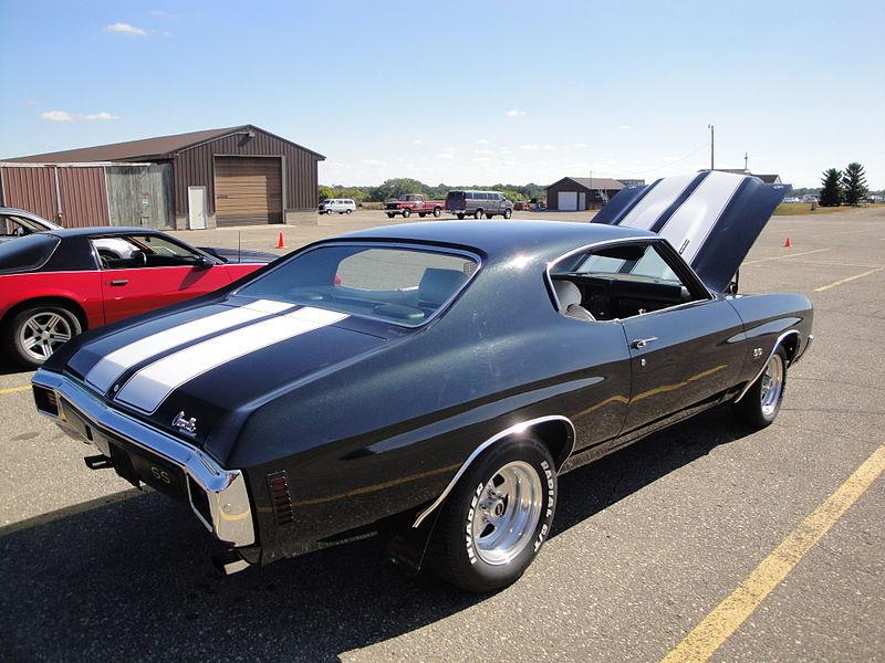 File:Flickr - DVS1mn - 70 Chevrolet Chevelle SS (1).jpg