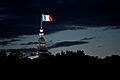 Flickr - Whiternoise - French Flag flying.jpg