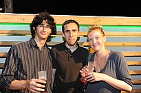 Flickr - Wikimedia Israel - Wikimania 2011 - Beach Party (111).jpg