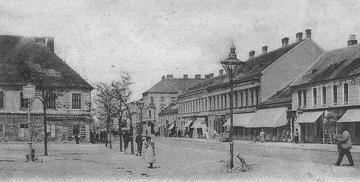 Floridsdorf about 1895