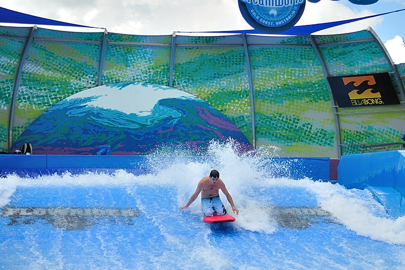 File:FlowRider at Dreamworld.jpg