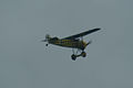 Fokker D.VIII Lt See Gotthard Sachsenberg Flyby 02 ThruDirtyWindow Dawn Patrol NMUSAF 26Sept09 (14597973804).jpg