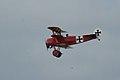 Fokker Dr.I Manfred Richthofen Pass 06 Dawn Patrol NMUSAF 26Sept09 (14597966854).jpg