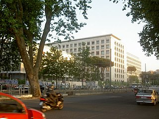 Food and Agriculture Organisation of the United Nations (FAO), Rome, Italy (June 2005) - panoramio.jpg
