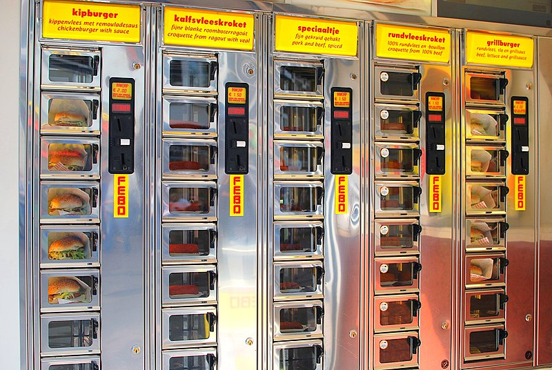 File:Food dispenser at Amsterdam (6067675156).jpg