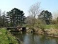 Footbridge over Deben - geograph.org.uk - 378928.jpg