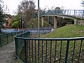 Footbridge over Ormesby Road, Normanby - geograph.org.uk - 1075772.jpg