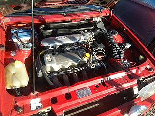 Ford CVH engine Motor vehicle engine