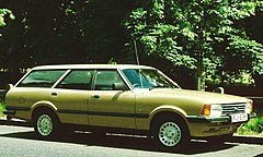 Ford Cortina V Estate