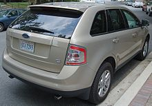 Trim Levelsedit Ford Edge Sel