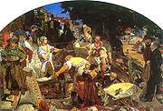 Lavoro di Ford Madox Brown (1852�63)