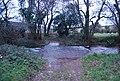 Ford across Horner Water, West Luccombe - geograph.org.uk - 1660705.jpg