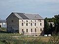 Former mill in Jutaspuszta, 2016 Hungary.jpg