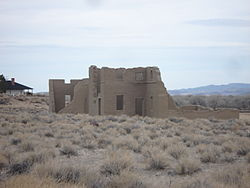 Fort Churchill, Nevada Ruins 1.JPG