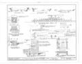 Fort Frederica, South Storehouse (Ruins), Saint Simons Island, Glynn County, GA HABS GA,64-FRED,2- (sheet 2 of 2).png