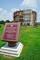 Foundation Stone - Science Exploration Hall - Science City - Kolkata 2013-06-21 9063.JPG