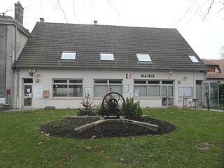 Évry-Grégy-sur-Yerre Commune in Île-de-France, France