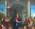 Fra bartolomeo, incarnazione di cristo, 1515, 02.JPG