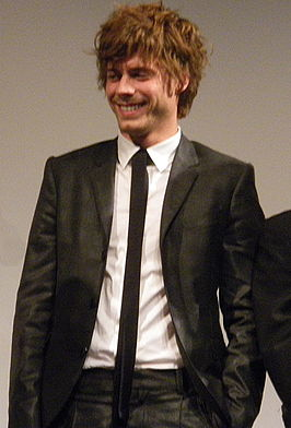 François Arnaud in 2009 op het Toronto International Film Festival