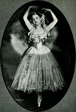 Frances White - Feb 1922 Tatler