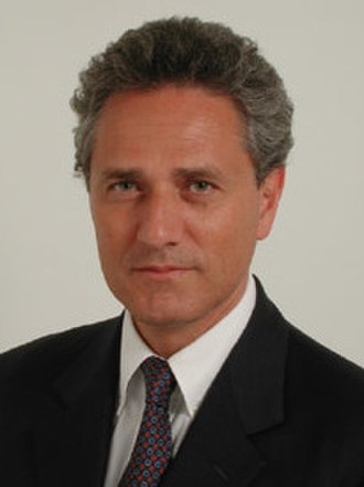 2001 Italian general election - Image: Francesco Rutelli 2001 crop