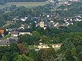 Francin vue depuis le Rocher de Montmélian (été 2017).JPG