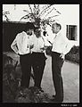 Francis Crick in Hyderabad, 1964 Wellcome L0043355.jpg
